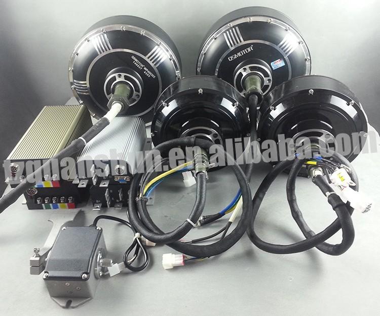qs dual 8kw 8 8kw hub motor electric hybrid car conversion kit kits buy qs dual 8kw 8 8kw hub. Black Bedroom Furniture Sets. Home Design Ideas