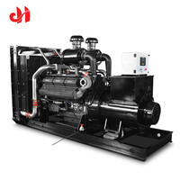 Shanghai three phase 500kw 625kva diesel generator electrical power