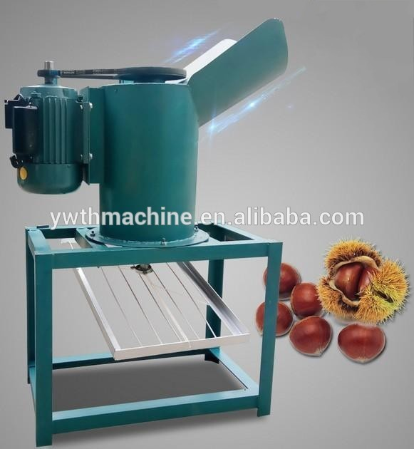 Chestnut Thorn Stab Deburring Machine /Chestnut Shell Removing Machine