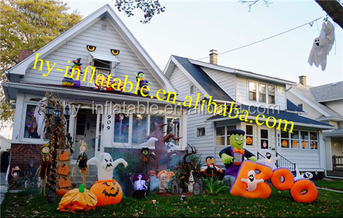 inflatable decorations halloween