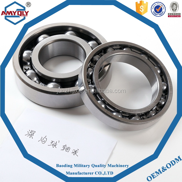 New style new coming deep groove ball bearing packet 6212