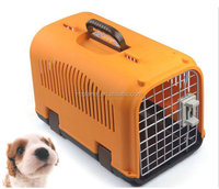 comfortable soft airline approved plastic pet travel carrier