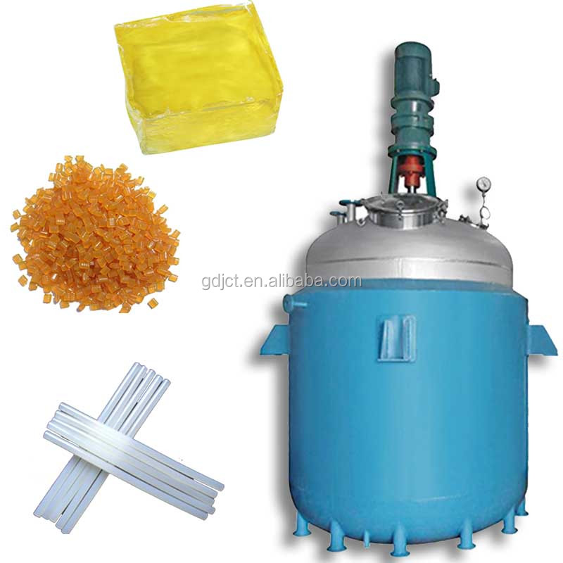 China 200l ss304 high quality reactor machine for glue mixer