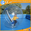 Kids inflatable water games, funny water soluble golf ball/water walking ball