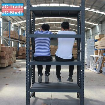 High Density Drive-In Warehouse and Supermarket Medium Duty Storage Rack