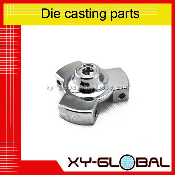 custom die casting aluminium part with high quality and reasonable price