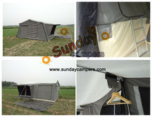 Mini camping trailer tent for Couples