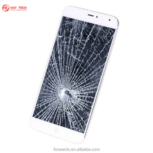 Mobile Phone LCD Broken Glass Refurbish Solution For Samsung Note 3