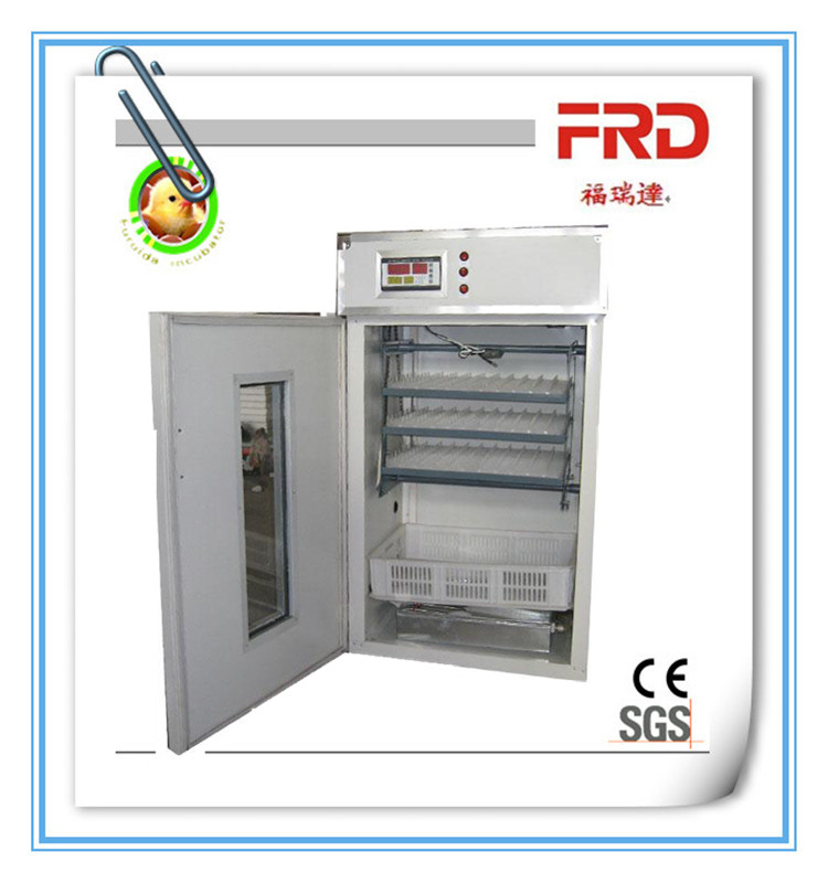 FRD-352 Industrial energy saving full automatic chicken egg incubator working with electric power in Tanzania
