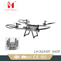WiFi FPV Drone With High Hold Mode And HD Camera Foldable Arm RC Quadcopter RTF