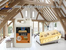 humidity resistance wood flooring waterproof based organic silicone nano paint