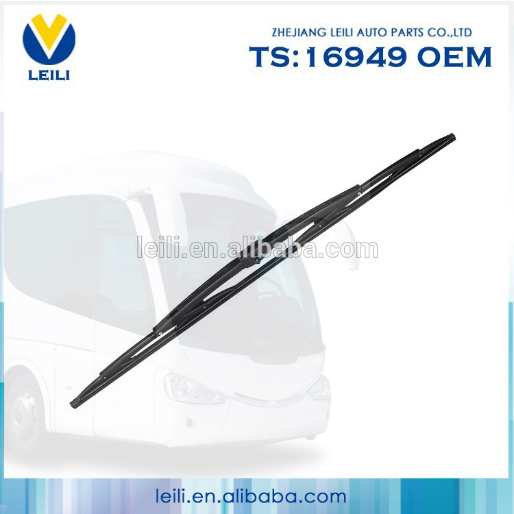 High Quality Conventional auto wiper blade back