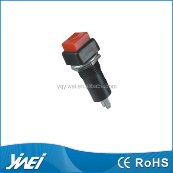 mini push button switch reset switch, 12 volt push button switch micro switch