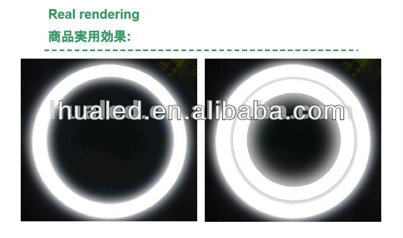 led ring light T9 led circular tube
