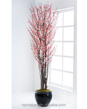 Giant h:6m outdoor lighting christmas ball tree led cherry blossom tree