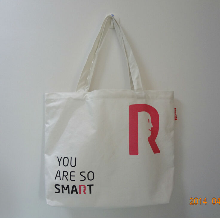 High Quality Wholesale Cotton Tote Bags For Gift