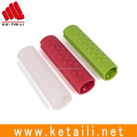 color multifunction silicone pot handle cover pan for insulating sleeve of hot slip-proof handle wrap