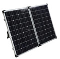 2016 New 140W Folding Solar Kit Mono 12V Caravan Camping Power fo Boat,Marine