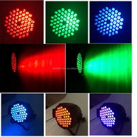 wholesale 54pcs rgbw lighting/led bar rgb 3 w dj equipment for music player