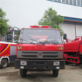 Hot sale dongfeng 10000 liter water tank fire truck sprinkler