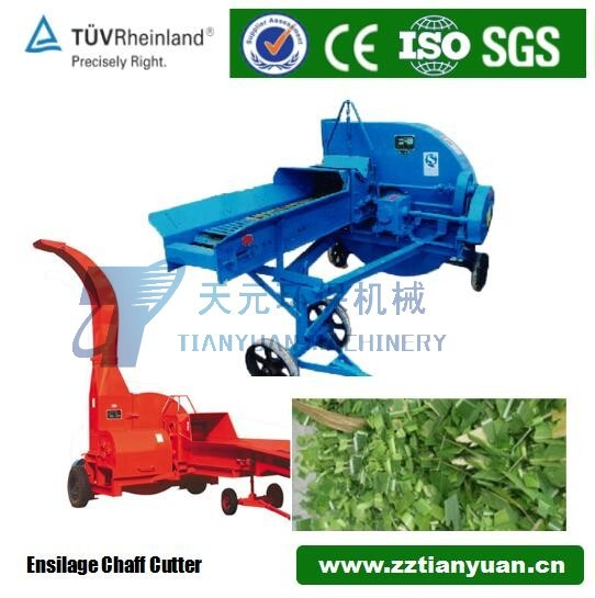 2017 new CE approved high capacity grass chopper grass chaff cutter machine for animals feed in china