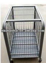 Indoor or Outdoor iron dog cage