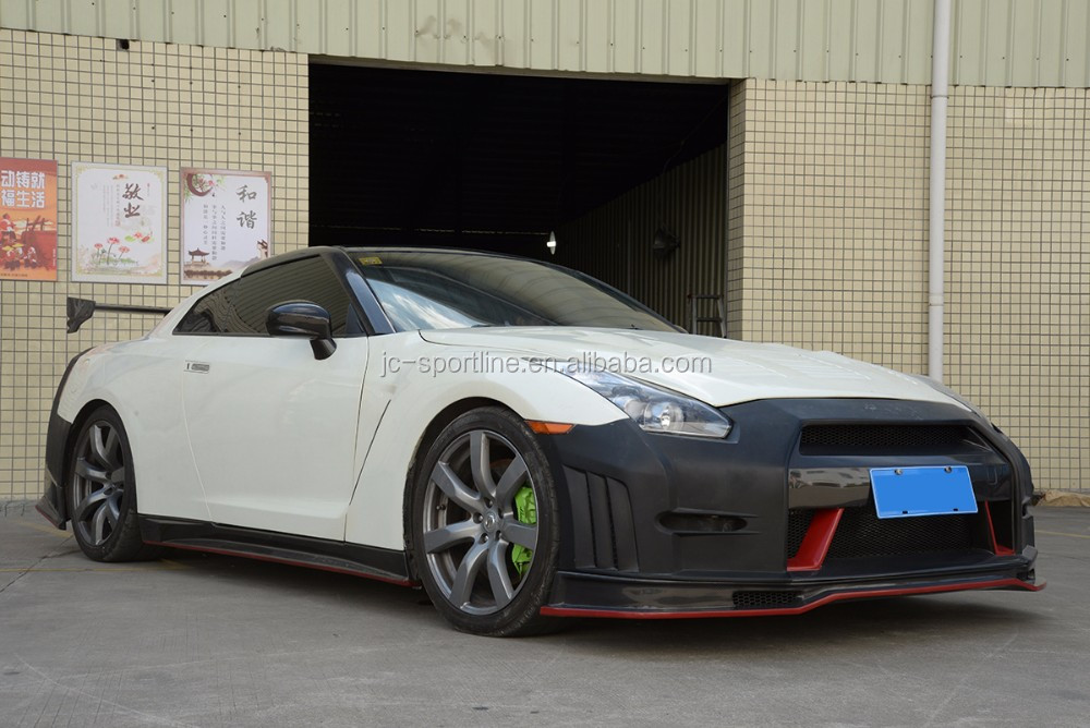 Nismo Carbon Fiber GTR Body Kits for NISSAN GT-R R35 Coupe 09-15