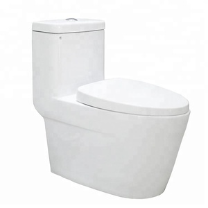 upc one flush bathroom commode American standard toilet