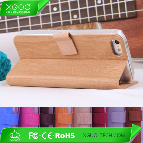 Xguo new leather for iphone 5c case