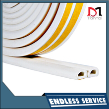 D/P/E/I Shape Window Door Seal self-adhesive Weather Strip