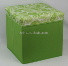 PET/PP Spunbonded Non Woven fabric Making folding storage stool