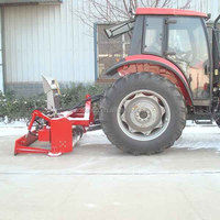 snow blower for front end loader tractor /UTV snow blower machine