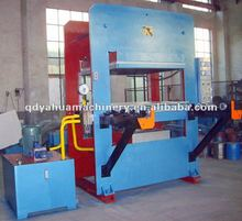 Frame tyre rubber vulcanizing press / Plate rubber vulcanizer / rubber mat manufacturing machine