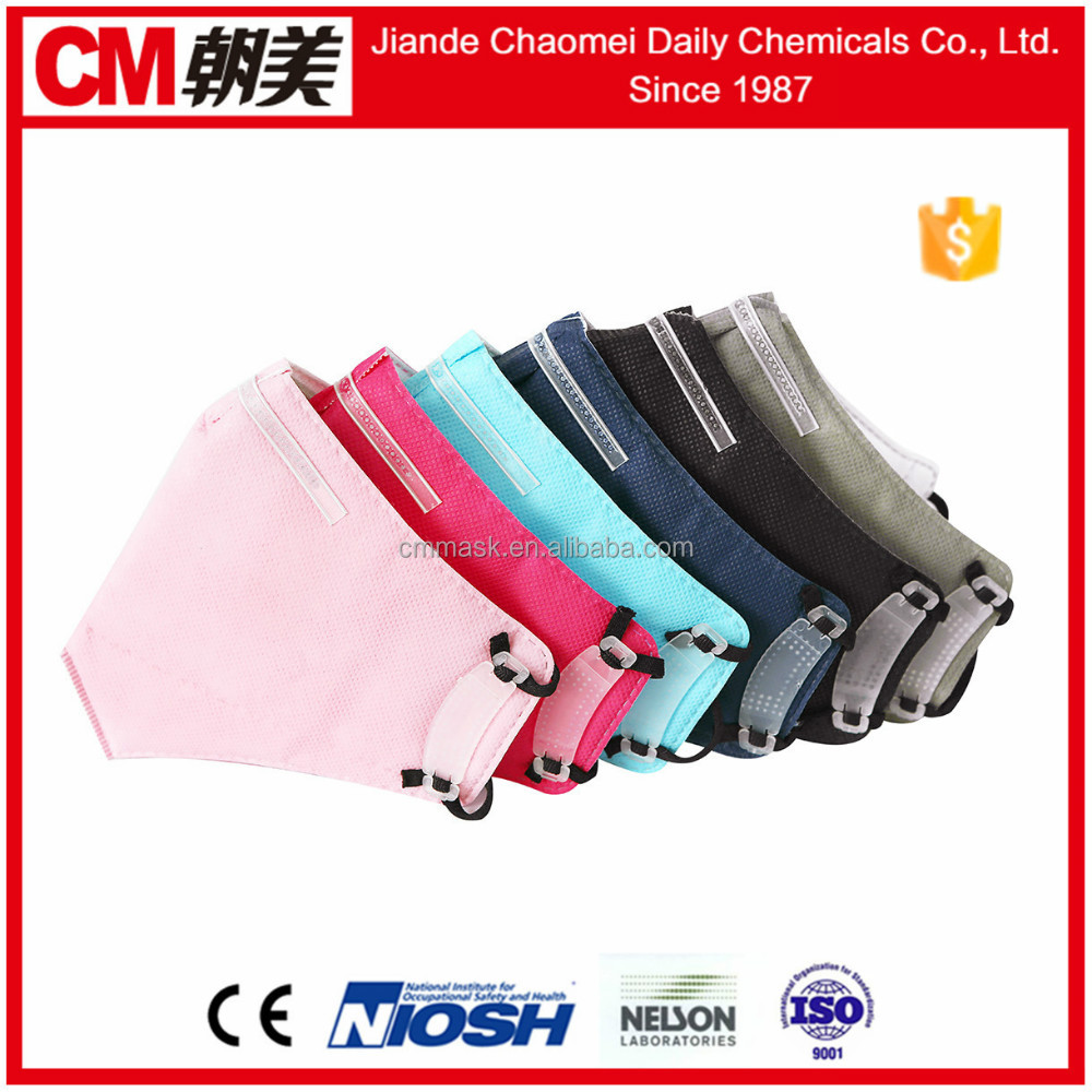 CM NIOSH N95 disposable molded smoke protection mask manufacturer china