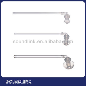 China cheap hearing aid accessories eartip with tubing,earplug kit,soft earplug replacement