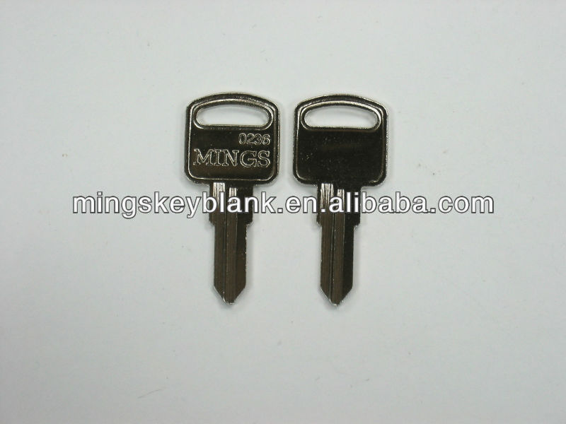 furniture lock key blank