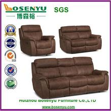Modern used leather sofa,indoor furniture football leather sofa