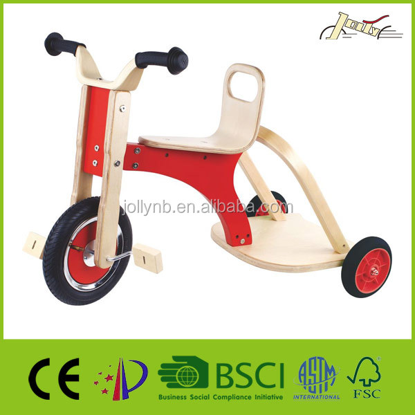 High Quality Best Price Wooden Tricycles From China Factory