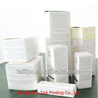 Custom made personal care product cosmetics packaging boxes for skin care cream