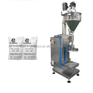 Factory Lift type salt powder filling machine