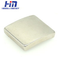 Hot sale customized permanent neodymium wind power generator applications rare earth block shape ndfeb magnet