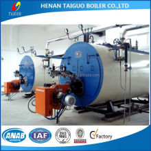 1t/h light Oil/diesel/heavy oil fired steam generator boiler