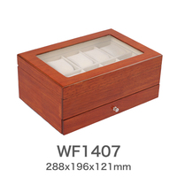 2018 new design wooden luxury custom watch boxes