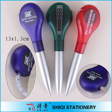 Promotional measuring tape pen