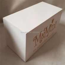 Rectangular Branded Pine Wood Blocks for Crafts for Wholesale