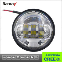 4.5 Inch 30W LED Fog Light for harley motorcycle