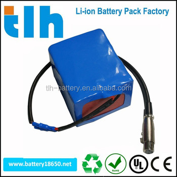 180W/220W motor 12V 20AH lithium battery for electric trolley