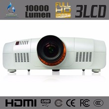 2016 Newest HDMI Low noise 10000 ansi Lumens Large Venue Projector SINO-PL29