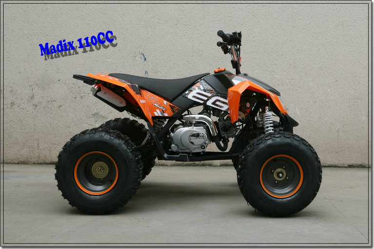 110CC ATV EGL WITH REVERSE FOR SALE