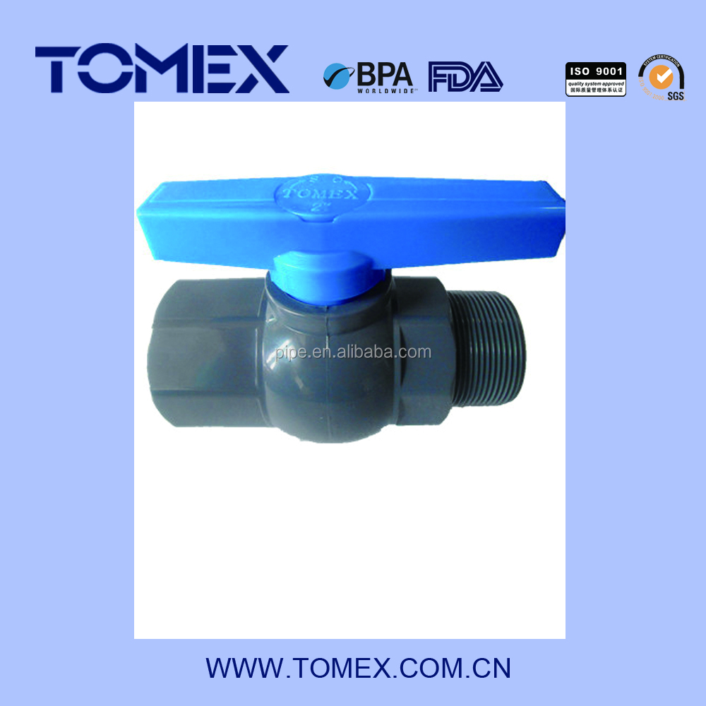 Best pvc ball valve price list